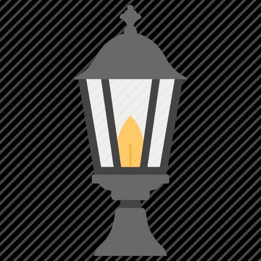 Entrance light, flashlight, floor lamp, lamp, shining light, wall lamp icon - Download on Iconfinder