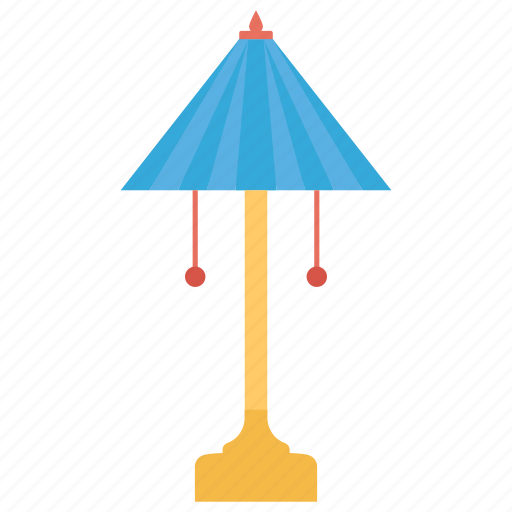 Flashlight, floor lamp, house decoration, table lamp, tiffany lamp icon - Download on Iconfinder
