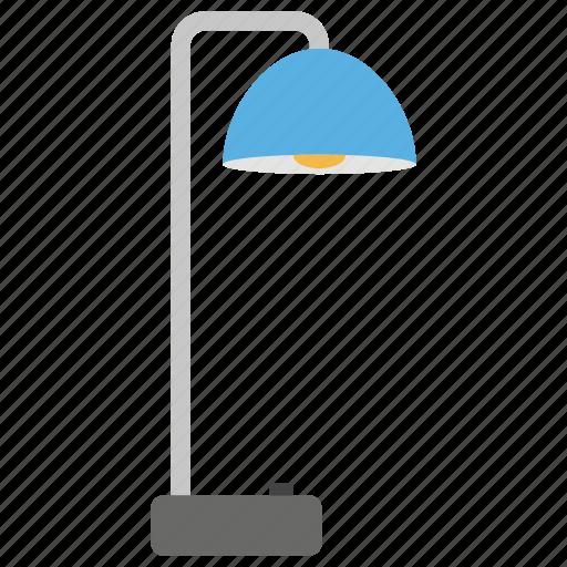 flashlight, floor lamp, house decoration, lamp, shining light, table lamp icon