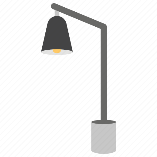 Flashlight, floor lamp, house decoration, lamp, shining light, table lamp icon - Download on Iconfinder