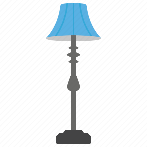 Beacon, flashlight, floor lamp, house decoration, shining light icon - Download on Iconfinder