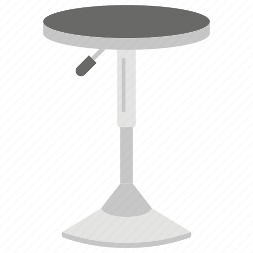 fancy table, furniture, living room table, receipt table, stylish table icon