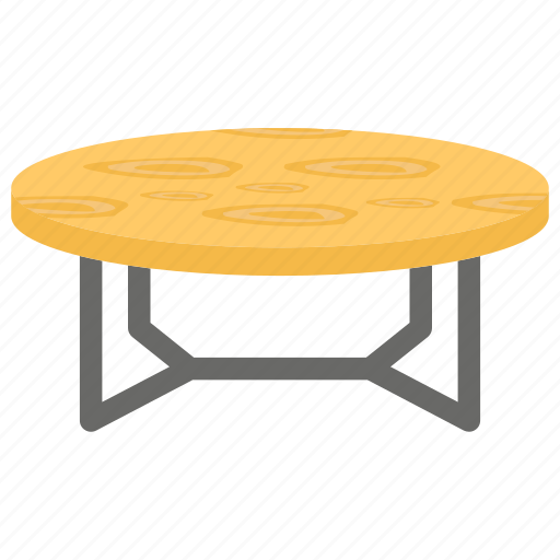 Dining table, fancy table, furniture, room table, stylish table icon - Download on Iconfinder