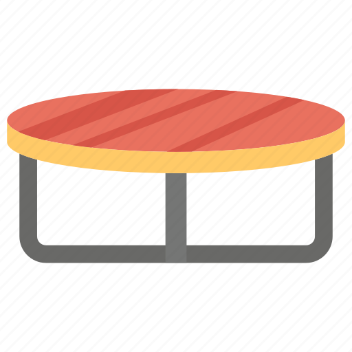 fancy table, furniture, room table, sticky table, stylish table icon