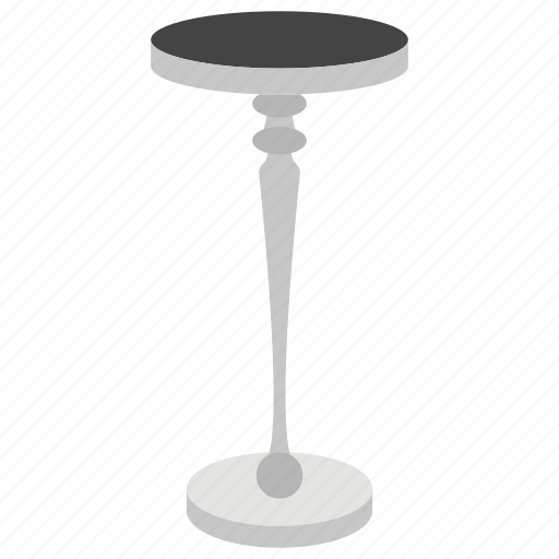Bar table, fancy table, furniture, room table, stylish table icon - Download on Iconfinder