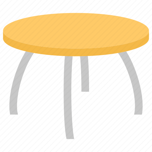 Fancy table, furniture, office table, room table, stylish table icon - Download on Iconfinder