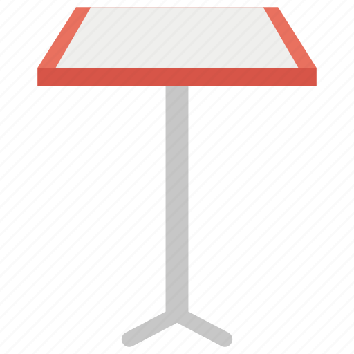 Cafe table, fancy table, furniture, restaurant table, stylish table icon - Download on Iconfinder
