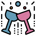 appertize, bar, cocktail, drink, party icon