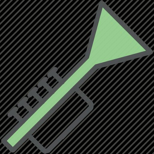horn, music, music equipment, sound, trombone, trumpet, tuba icon
