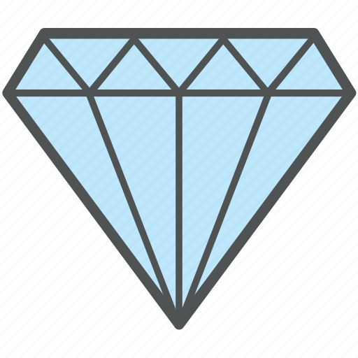 crystal, diamond, gem, gemstone, jewel, precious stone, ruby icon