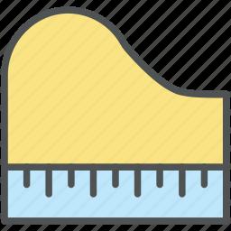 electric piano, grand piano, musical instrument, piano, pianoforte, steinway grand, yamaha grand icon