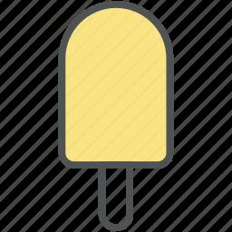 freeze pop, ice lolly, ice pop, ice stick, icy pole, popsicle, sweet icon