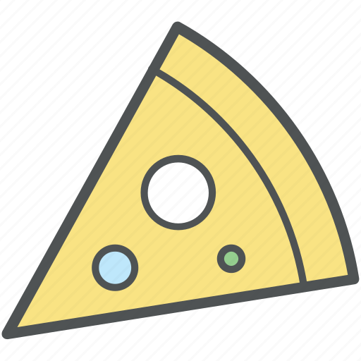 fast food, italian pizza, junk food, pizza, pizza slice icon