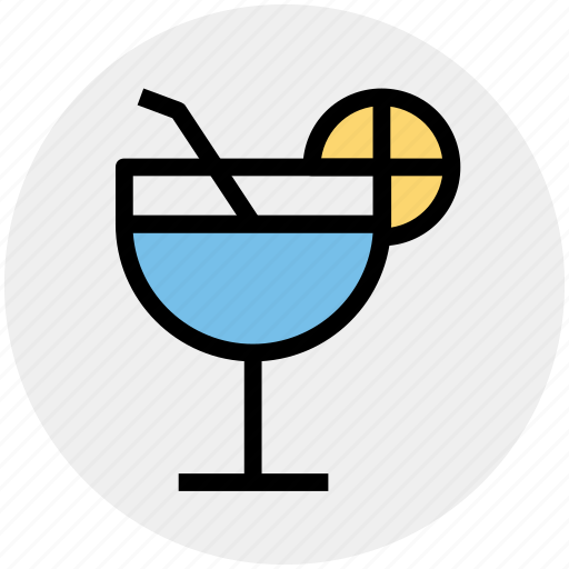 Appetizer drink, beach drink, cocktail, drink, glass, margarita icon - Download on Iconfinder