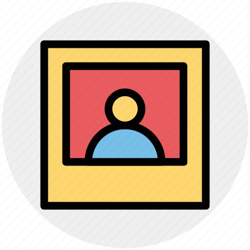 Frame, image, photo, photography, picture, profile icon - Download on Iconfinder