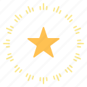 decoration, stars, shiny, bright, sparkle, shine, star