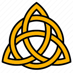 celtic, sign, tattoo, tradition icon