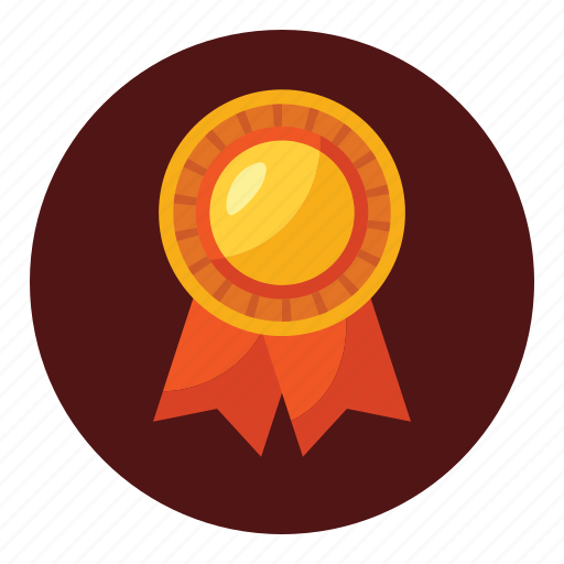 badge, champions, emblem, medals, promotion, ribbon, win icon
