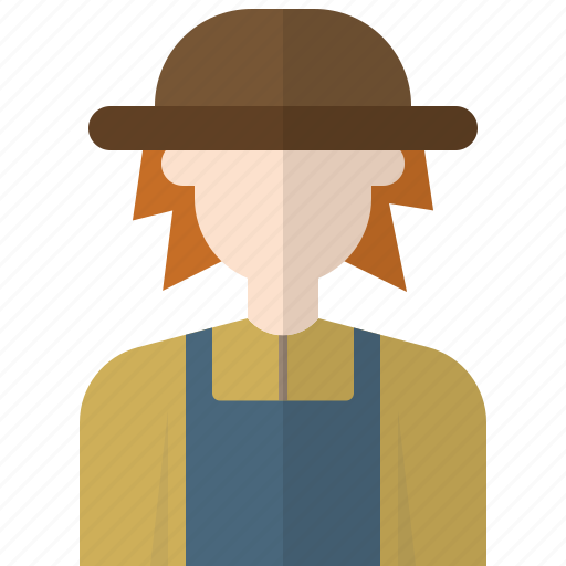 agriculturist, avatar, farmer, man, people, person icon