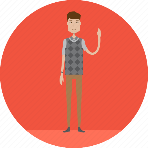Adult, casualman, male, outfit, people, profession, young icon - Download on Iconfinder