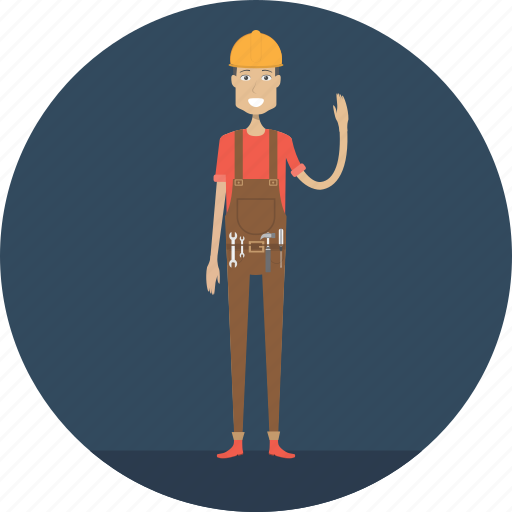 Adult, engineer, machine, male, people, profession, repair icon - Download on Iconfinder