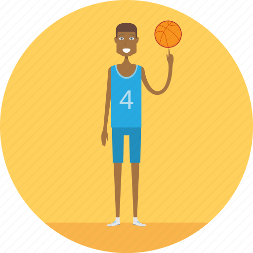 adult, basketball, male, people, profession, sport, sportman icon
