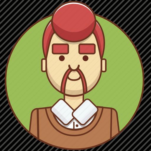 cartoon character, character, character set, employeer, man, men, person icon