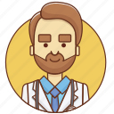 cartoon character, character, character set, doctor, man, medicine, person icon