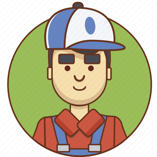 cartoon, character, character set, guy, male, man, person icon
