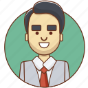 businessman, cartoon, character, character set, entrepreneur, man, office icon