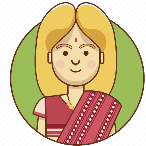 character, character set, culture, girl, hindu, style, woman icon