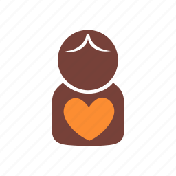 care, charity, compassion, donation, heart, help, mercy icon