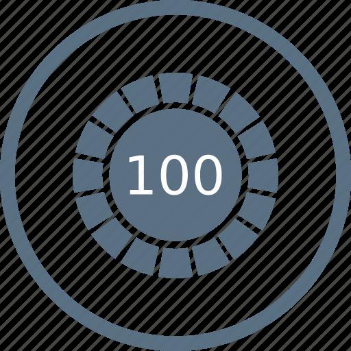Control, load, loading, percentage, spinner, volume icon - Download on Iconfinder
