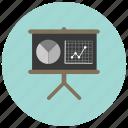 charts, graph, pie, presentation