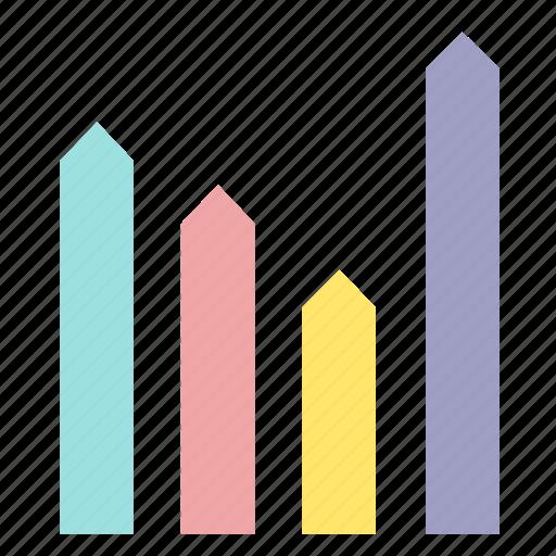 analysis, chart, statistics icon