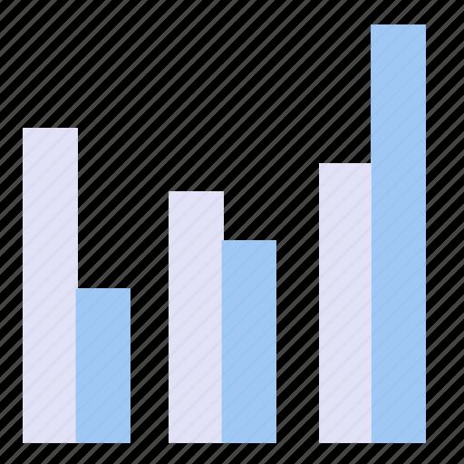 analysis, chart, growth, statistics icon