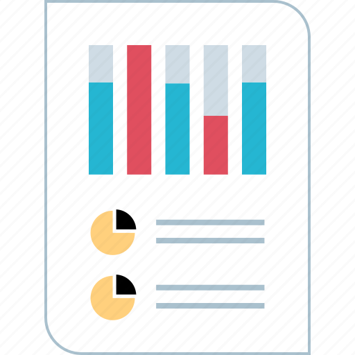 Data, diagram, report, study icon - Download on Iconfinder