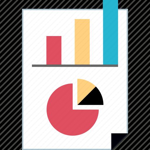 analytics, data, page, seo icon