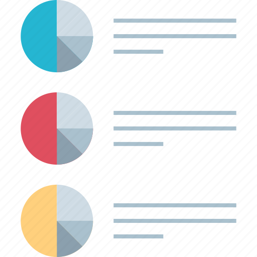 data, graph, report, seo icon