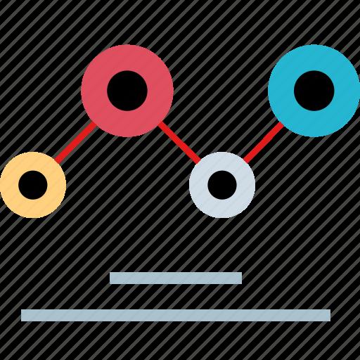 chart, graph, seo, web icon