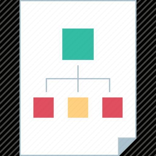 and, charts, diagrams, v3 icon