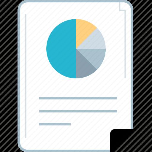 data, graphic, info, page icon