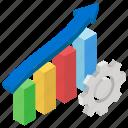 bar chart, data analytics, growth chart, infographic, statistics