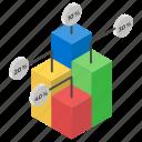 block chart, block graph, data analytics, infographic, statistics