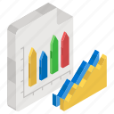 data analytics, distributed chart, distributed graph, infographic, statistics