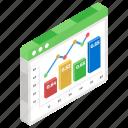 combination chart, combo chart, data analytics, infographic, statistics