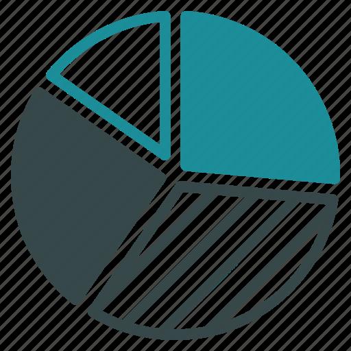 analytics, bsuiness, graph, market, pie chart, report, statistics icon