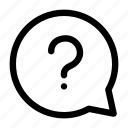 chat, communication, help, message, talk