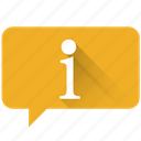 chat, communication, customer care, help, info, information, support icon