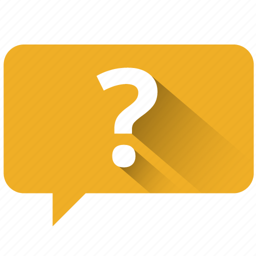 answer, ask, chat, customer care, help, question, support icon